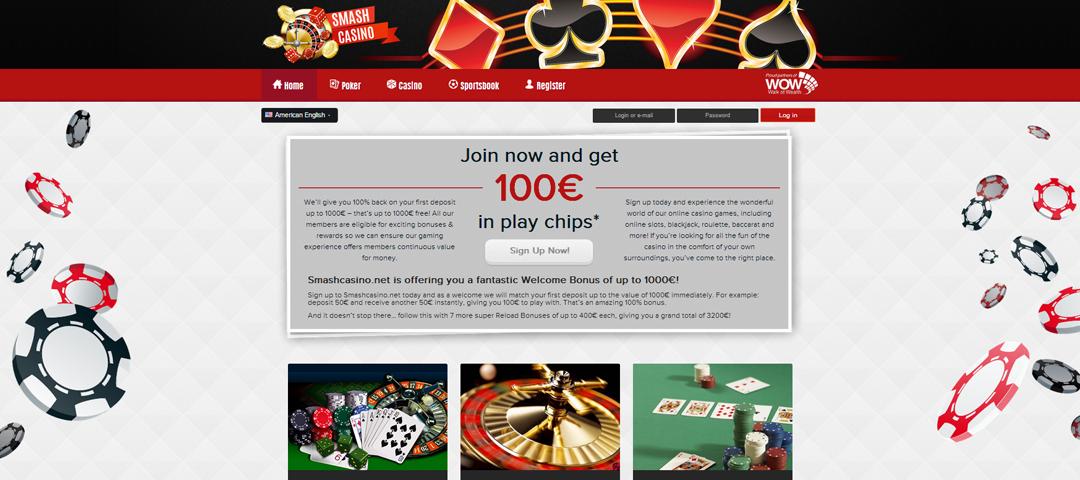 Smash Casino